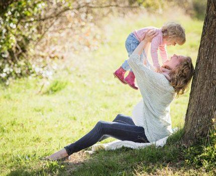 Szczęśliwy dorosły = szczęśliwe dziecko