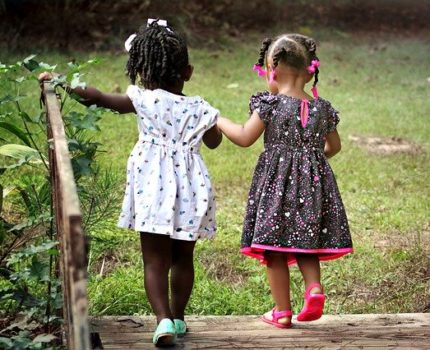 Relacje w świecie, a dzieci