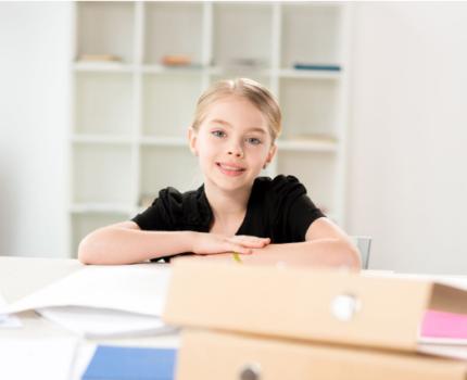 Organizacja przestrzeni wg zasad Montessori