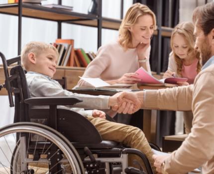 Metoda Montessori a edukacja dzieci niepełnosprawnych