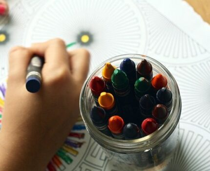 Maluchy w duchu Montessori